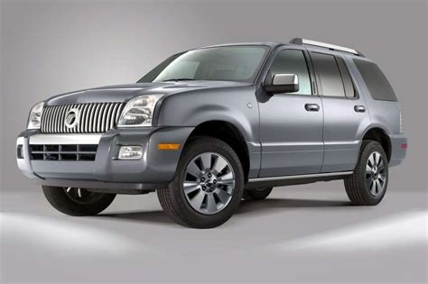 Used Mercury Mountaineer For Sale Buy Cheap Preowned