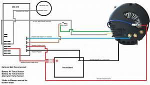 Balmar 24v Alternator Wiring Diagram