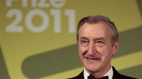 Michael Prodger On Julian Barnes And The Man Booker Prize