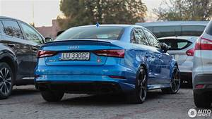 Audi Rs3 Sedan : audi rs3 sedan 8v 29 october 2017 autogespot ~ Medecine-chirurgie-esthetiques.com Avis de Voitures