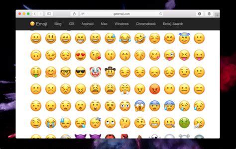 Emoji Blog • Enable Emoji Keyboard For Macos 💻