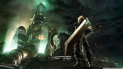 Remake Fantasy Final Vii Ffviir Uhd 4k