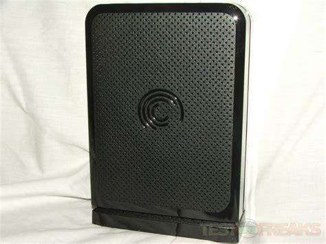 review of seagate 3tb freeagent goflex desk external drive
