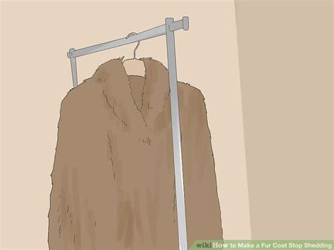 coat shedding how to make a fur coat stop shedding 9 steps with pictures