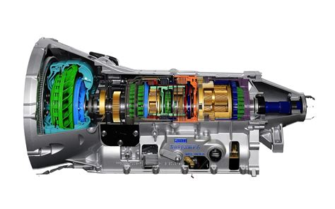 Ford Collaborated Speed Transmission That
