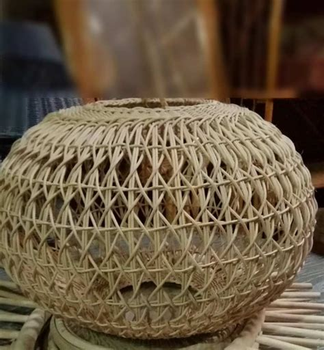 cuisine ethnique grande suspension bambou tressée des sables