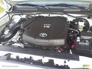 2006 Toyota Tacoma V6 Prerunner Trd Sport Double Cab Engine Photos