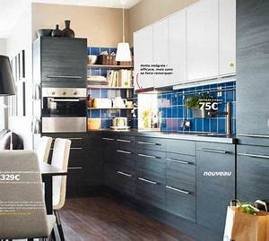 Ikea Facade Cuisine : cuisine ikea consultez ici le catalogue cuisine ikea c t maison ~ Preciouscoupons.com Idées de Décoration