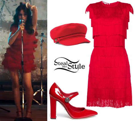 Camila Cabello Havana Music Video Outfits Steal Her Style