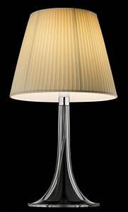miss k table lamp fabric lampshade by flos With flos miss k table lamp review