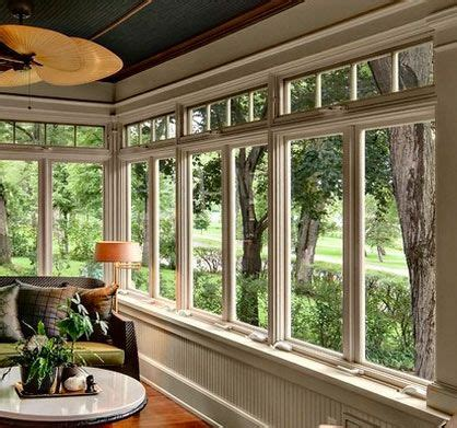 image result  awning window  picture window sunroom windows porch windows house