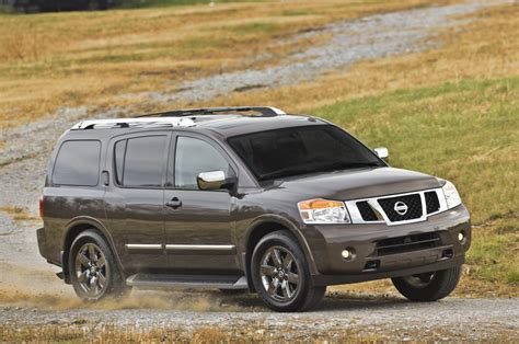 2015 Nissan Armada Pictures/photos Gallery