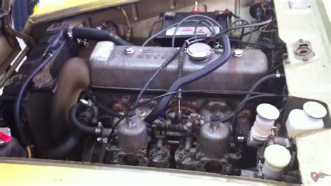 Datsun Motors by 1969 Datsun Roadster 2000 Motor Rev