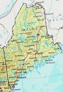 Maine Tourist Attractions  Portland  Bar Harbor  Weather