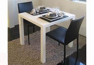 Küchentisch Weiß Hochglanz : esstisch porto k chentisch tisch in wei hochglanz 80x80 cm ~ Whattoseeinmadrid.com Haus und Dekorationen
