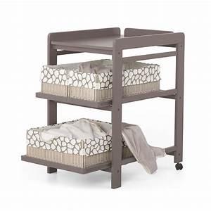 Table à Langer Pas Cher : table langer avec tiroir ~ Teatrodelosmanantiales.com Idées de Décoration