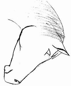 Horse Head Drawing - Delazious. - ClipArt Best - ClipArt Best