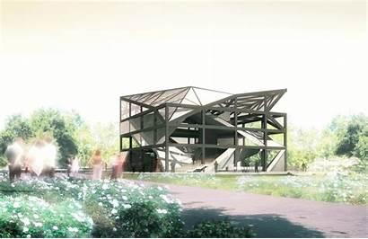 Annenberg Technology Science Rex Architecture Ii Pasadena