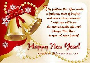 New Year Wishes, Messages and New Year Greetings ...
