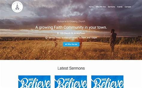 18 Best Church Wordpress Themes For Your Church (2017