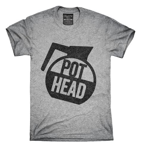 The global community for designers and creative professionals. Pot Head Funny Coffee T-Shirt, Hoodie, Tank Top - Chummy Tees