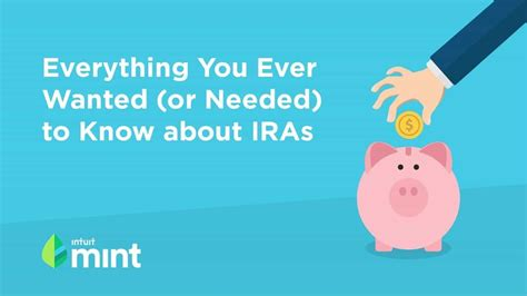 Everything You Ever Wanted (or Needed) To Know About Iras