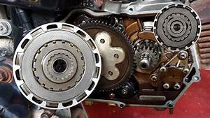 How To Change Clutch Plates Motorcycle 70cc Or How To