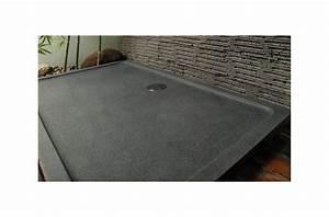 Grand Bac A Douche : grand receveur de douche 160x90 en pierre l 39 italienne ~ Edinachiropracticcenter.com Idées de Décoration