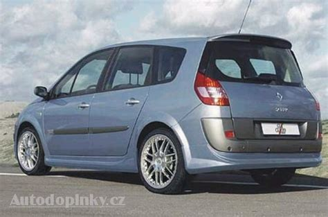 renault scenic 2005 tuning giacuzzo renault grand scénic autodoplňky cz tuning