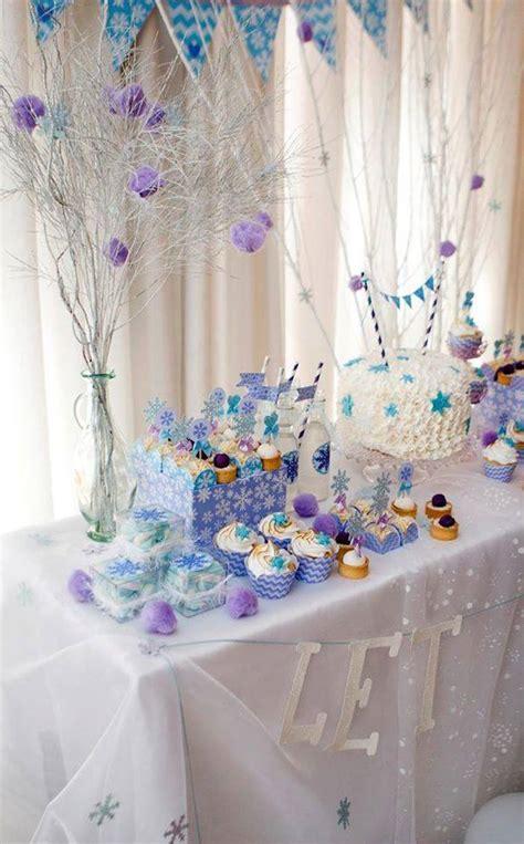 Kara's Party Ideas Frozen Birthday Party