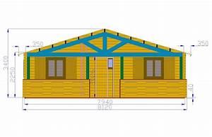 Maison Clé En Main Pas Cher : de loisirs 68m2 chalets habitables en bois en kit ~ Premium-room.com Idées de Décoration