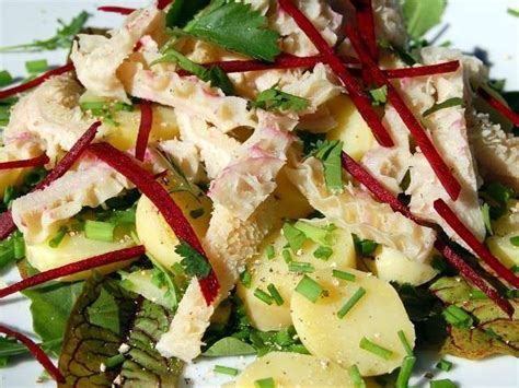 cuisiner des tripes recettes de tripes et salades