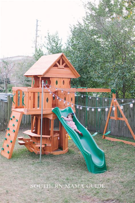 Our Favorite Backyard Toys For Kids  Southern Mama Guide