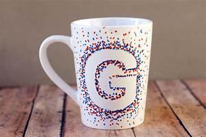 Kaffeetasse Selbst Gestalten : tassen zum bemalen 1000 ideas about tassen bemalen on ~ Watch28wear.com Haus und Dekorationen