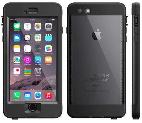 lifeproof for iphone 6 9to5toys last call lifeproof iphone 6 plus pre order