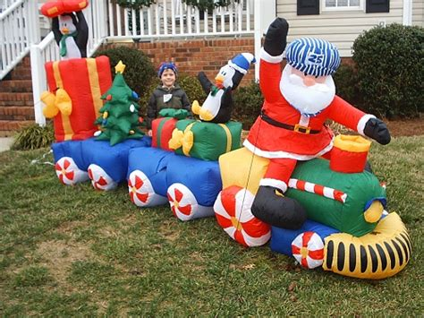 inflatable christmas decorations outdoor cheap decorations home design tips and guides