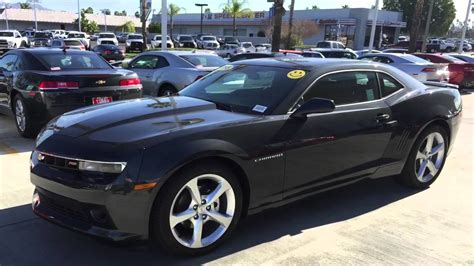 2015 Chevy Camaro 1lt With Rs Package In Riverside