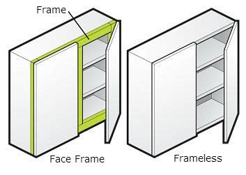 face frame cabinets vs frameless ana white euro style kitchen sink base cabinet for our