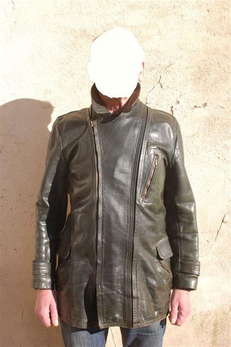 motorradjacke herren leder motorradjacke leder vintage 50er jahre marke stoha gr 246 sse 52 in kammerstein motorradbekleidung