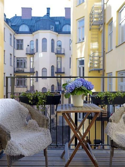 Gestaltung Kleiner Balkon by Balkongestaltung 50 Fantastische Beispiele