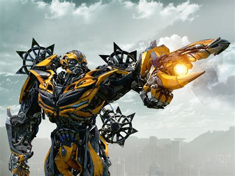 bumblebee  transformers  age  extinction wallpapers