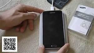 Samsung Galaxy S5 Kabellos Aufladen : samsung galaxy s5 ep cg900ibegww lade case mit kabellose induktive aufladen youtube ~ Markanthonyermac.com Haus und Dekorationen