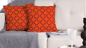 Coussin Design Pour Canape : coussin de canap ventes priv es westwing ~ Teatrodelosmanantiales.com Idées de Décoration