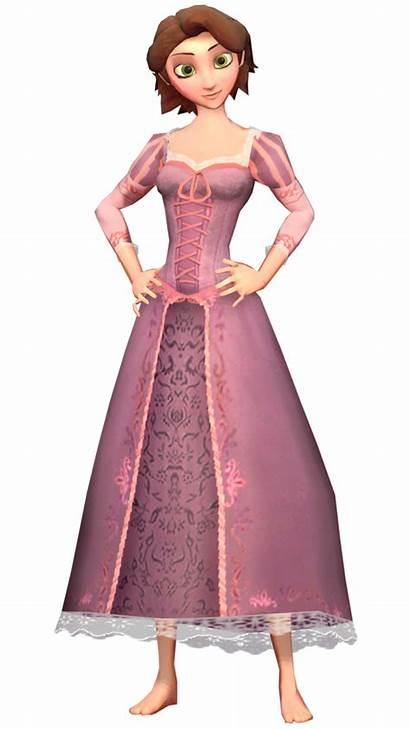 Rapunzel Short Deviantart Disney Princess Anime Characters