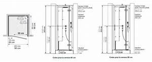 Niche De Douche : cabine de douche horizon niche 90x90 faible hauteur porte ~ Premium-room.com Idées de Décoration