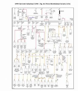 I Need A Wiring Diagram For A 1999 Suburban With A 5 7l For The Power Supply  Thanks