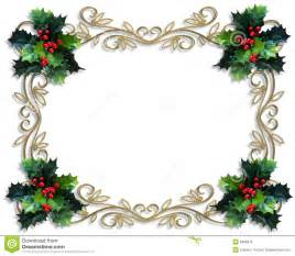 Free Clip Art Christmas Borders and Frames