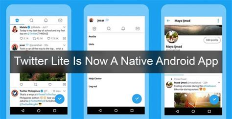 lite app is now available for android devices