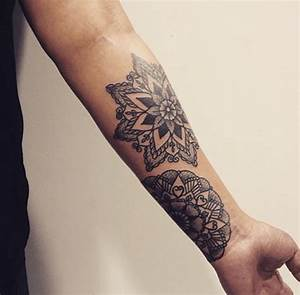 Tatouage Avant Bras Femme Mandala : le tatouage rosace sous toutes ses coutures ~ Melissatoandfro.com Idées de Décoration
