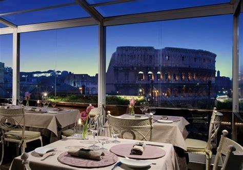 ristoranti con terrazza panoramica roma ristoranti con vista